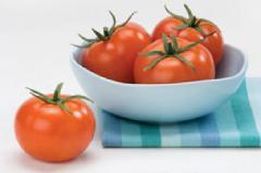 Las semillas de tomates