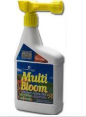 Fertilizante líquido orgánico multi bloom