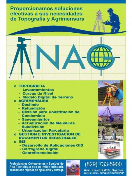 NAG Agrimensura y Topografía, S.R.L., Gazcue