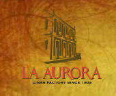 La Aurora Cigar Factory, Empresa, Santiago de los Caballeros