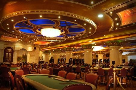 Pedido Casino Diamante