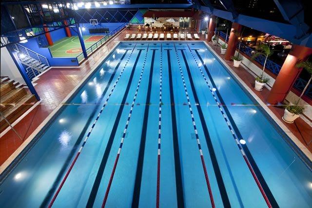 Pedido Clase de natacion