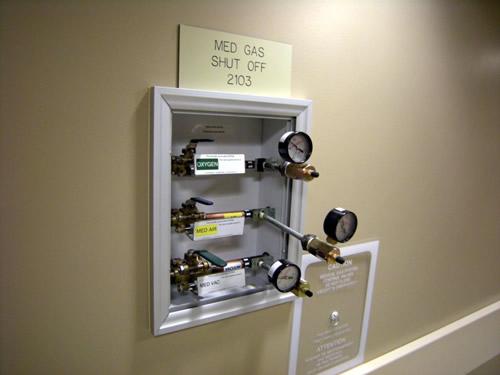 Pedido Equipo para la distribucion de gases