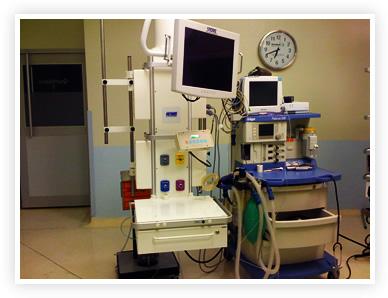 Pedido Fabricacion de equipos medicos
