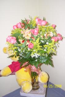 Pedido Arreglo de flores