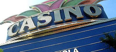 Pedido Casino