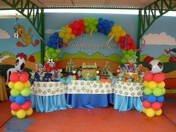 Pedido Decoracion en globos