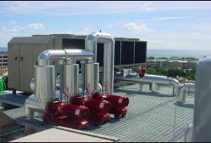 Pedido Implementación de sistemas enfriados por agua o por aire