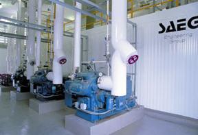 Pedido Diseño y Construción de sistemas de refrigeración