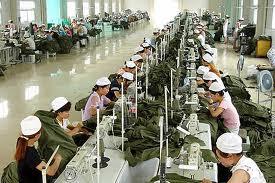 Pedido Fabricación de la ropa