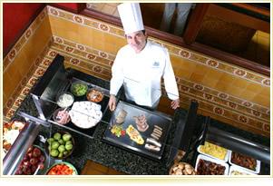 Pedido Restaurante El Cafetal