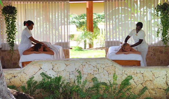 Pedido Spa Resort Elegance