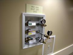 Equipo para la distribucion de gases