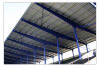Instalacion de estructuras metálicas