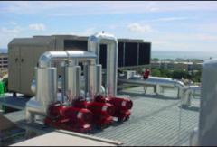 Implementación de sistemas enfriados por agua o por aire