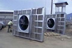 Ventilación y extracción de aire
