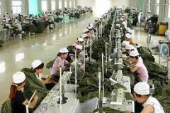 Fabricación de la ropa