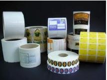 Diseño, impresión de etiquetas