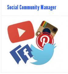 Mantenimiento para redes sociales