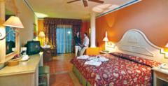 La habitacion Junior Suite Club Hacienda